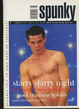 Spunky, Number Five, Holiday Issue 1998. Bjorn Anderson