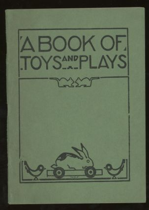 A Primer for Teaching Reading to Beginning B First Children (A Book of Toys and Plays). Detroit...