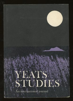 Yeats Studies, An International Journal, Number 1, 1971, Yeats and the 1890s. Robert O'Driscoll,...
