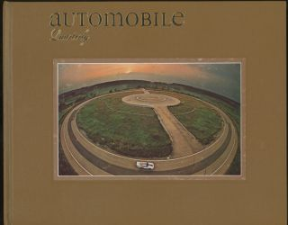 Automobile Quarterly, Volume XXI, Number 1, First Quarter 1983. L. Scott Bailey