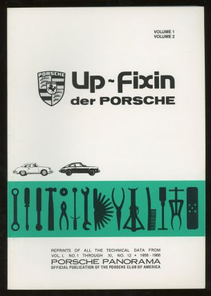 Up-Fixin Der Porsche, Volumes I and II, 1956-1966 Complete Technical Reprints (This Volume ONLY)....