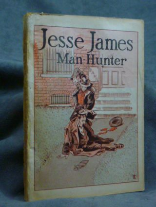 Jesse James Man-Hunter