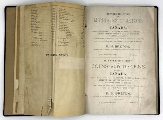 Histoire Illustree des Monnaies et Jetons du Canada / Illustrated History of Coins and Tokens Relating to Canada
