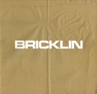 Bricklin car brochure, ca. 1974-76. Bricklin