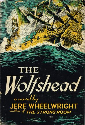 The Wolfshead. Jere Wheelwright