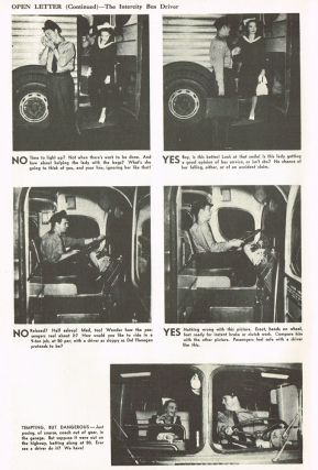 """The New, Ten-Unit """"Bus Library"""", including Wartime Maintenance Methods, Shop..."""