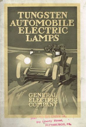 Tungsten Automobile Electric Lamps