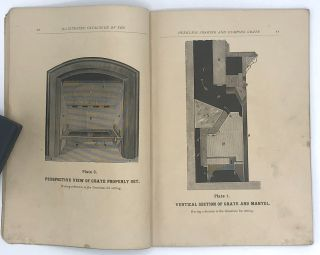 Illustrated Catalogue of the Peerless Shaking and Dumping Grate