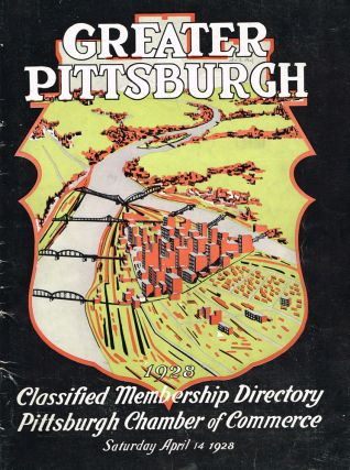 Classified Membership Directory of the Chamber of Commerce of Pittsburgh, April 14, 1928....