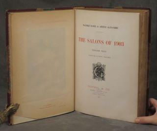 The Salons of 1903 (English Text)