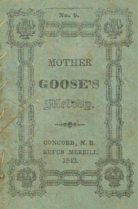 Mother Goose's Melody. Nursery Rhymes Mother Goose