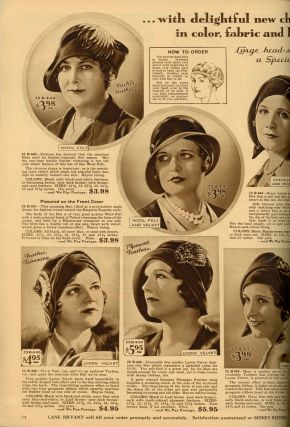 The Style Book of Slenderizing Fashions, Fall and Winter 1931-1932