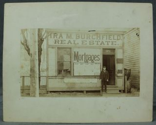Thirteen Original Photographs by Ira Burchfield, Photographer and Real Estate...
