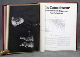 The Connoisseur, A Magazine for Collectors, September-December, 1901, Bound in One Volume