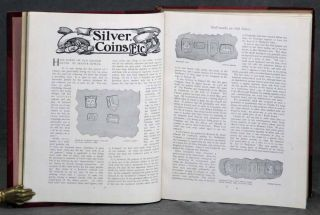 The Connoisseur, A Magazine for Collectors, September-December, 1901, Bound in...