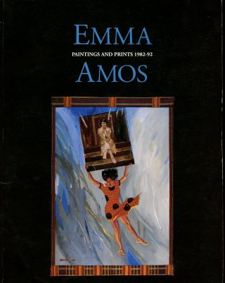 Emma Amos: Paintings and prints 1982-92 (Exhibition Catalog)