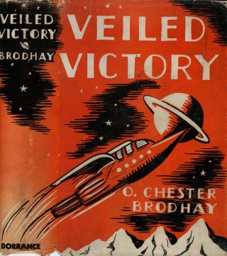 Veiled Victory, Inscribed by O. Chester Brodhay